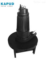 沉淀池离心曝气机_QXB15增氧曝气器