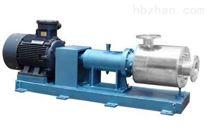 四川管線式乳化機