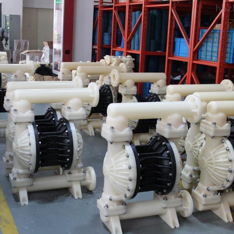 上海气动隔膜泵报价
