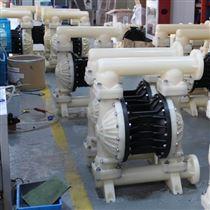 MK40(1.5寸)耐腐蚀塑料气动隔膜泵