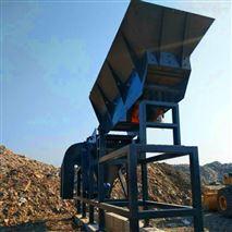 移動建築垃圾破碎機所具有的特點