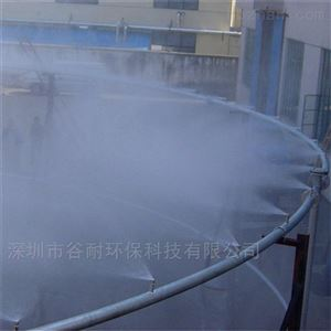 大型场合/建筑工地使用的降尘机器