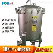 袋式過濾器CVBM-0208-CS-F200P10過濾機