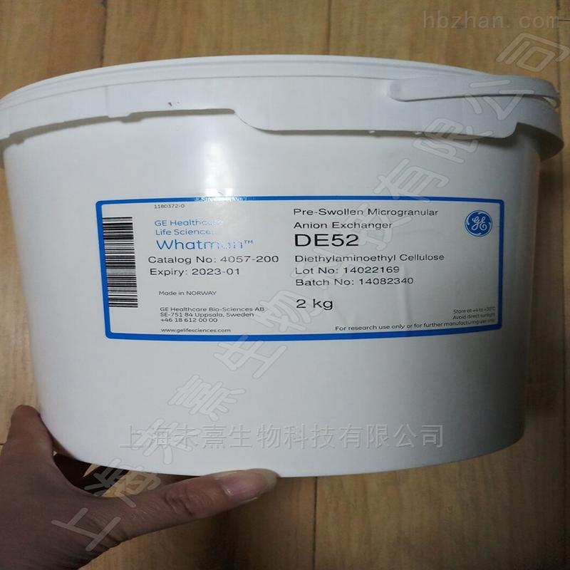 GE whatman DE52预溶胀DEAE纤维素