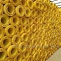 玻璃棉管離心玻璃棉管管道保溫棉管殼管套生產廠家