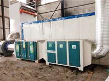 濟寧噴漆房廢氣處理設備