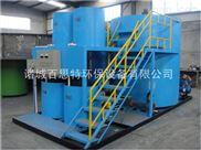 加压溶气气浮机 屠宰污水处理设备 加工定制