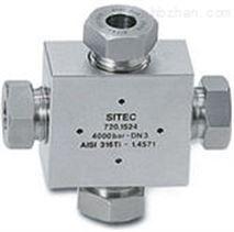 SITEC高壓閥 瑞士SITEC氣動閥門 710.5344-D