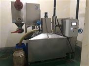 地下室餐饮隔油提升设备 排渣高效隔油器