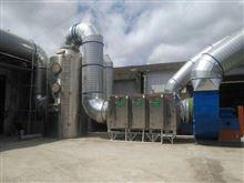 纺织印染厂废气处理设备厂家定制