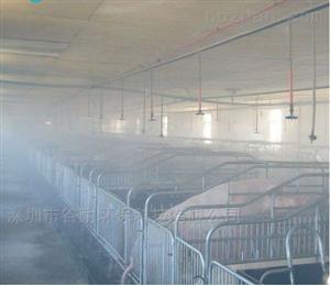 喷雾除臭设备/双层填料/两级喷淋