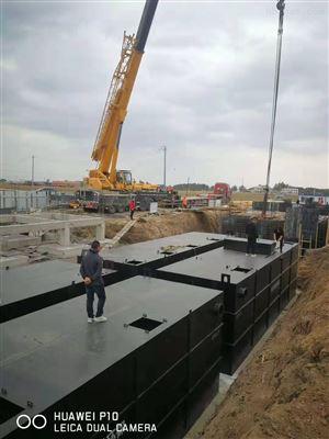 RC生活污水处理设备厂房污水设备