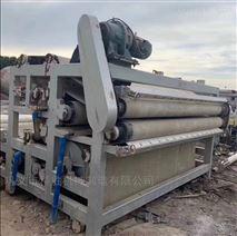 洗沙污泥脱水设备 污泥压滤设备带式压滤机