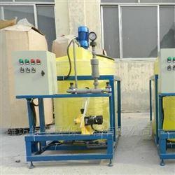 邢台市联氨加药装置工艺流程