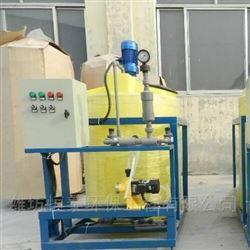 广西联氨加药装置污水处理设备