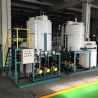 济宁市PAM加药装置污水处理设备工作流程