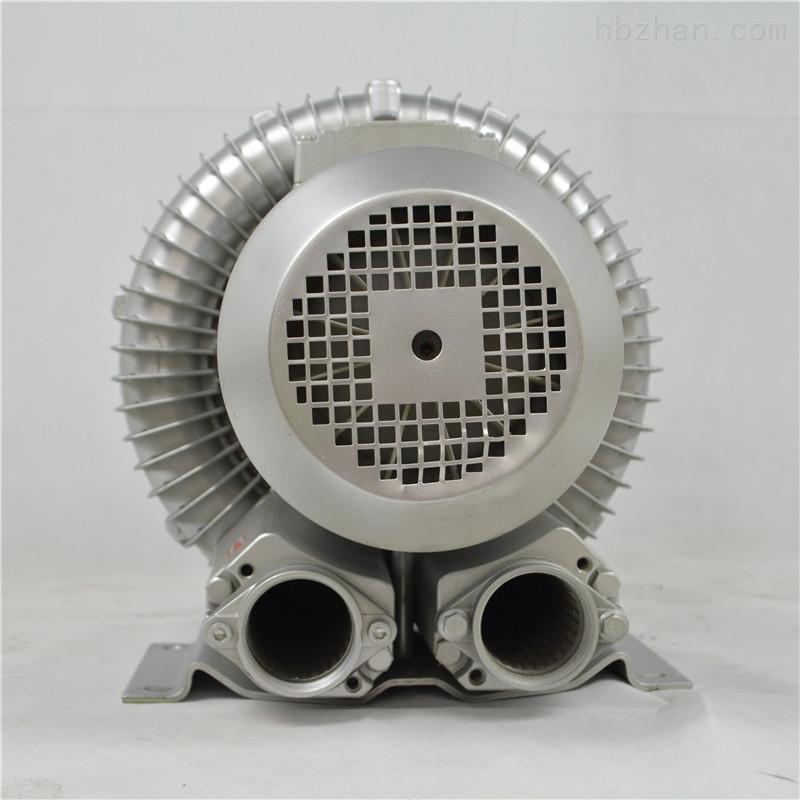 0.4KW铝合金高压鼓风机