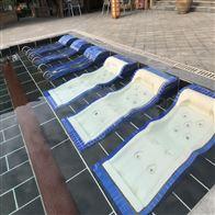 温泉泡池设备