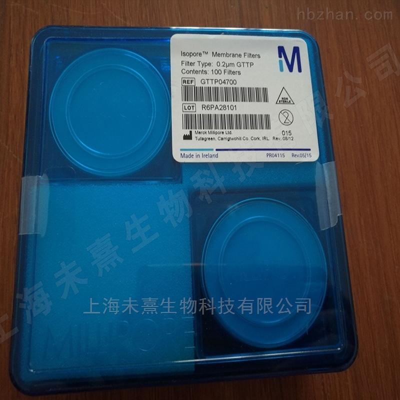 Merck Millipore孔径0.2um聚碳酸酯PC过滤膜