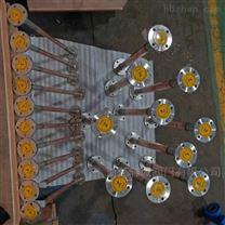 轩诚  GZW-Ⅰ型阻爆燃型管道阻火器  储罐阻火器