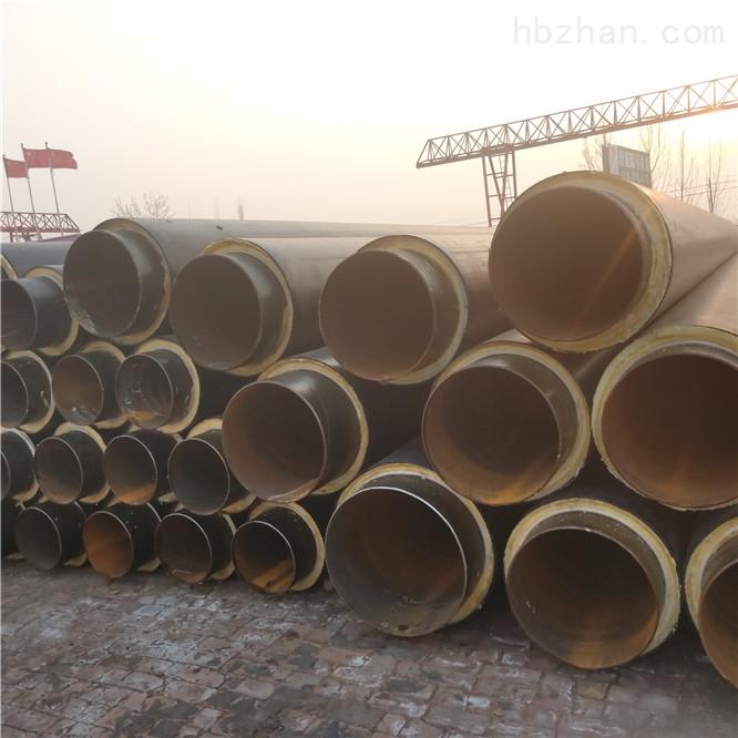 河北省聚氨酯泡沫直埋保温管厂商