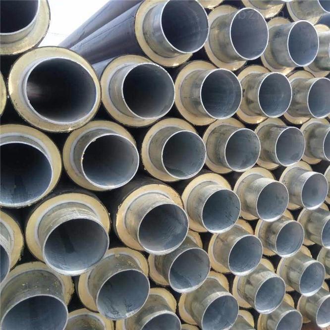聚氨酯蒸汽直埋保温管市场价