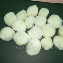 高弹性改性纤维球滤料