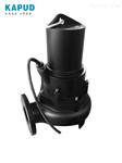 深水无堵塞潜水排污泵WQ25-14-2.2