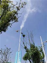 台湾灯杆防冻喷雾除尘-路灯喷雾设备报价