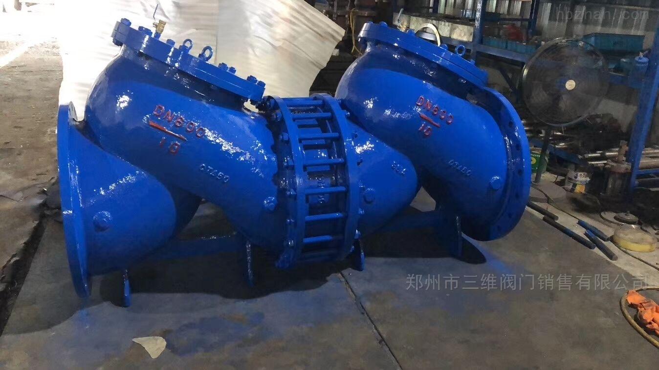 JD745X-多功能水泵控制阀