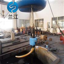 浮筒式潜水推流器