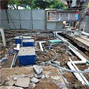 一天处理100立方米地埋式一体化污水处理设备