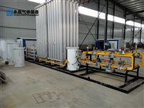 工业燃气锅炉一体化天然气LNG气化调压撬