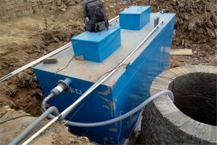 嘉兴 医院污水一体化设备 工作原理