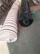 耐磨伸缩式水泥厂帆布布袋