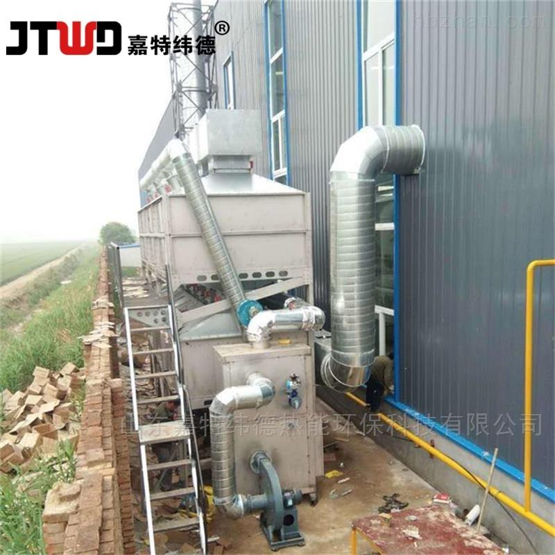 rco催化燃烧废气处理设备PLC自动化控制