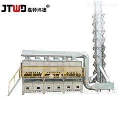 10万风量催化燃烧技术处理石油化工企业尾气