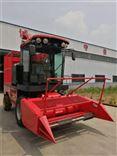 1.8米玉米秸秆粉碎青贮机 玉米收割青储机价格