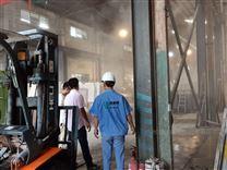 汝州市车间厂房料场喷雾除尘设备厂家批发