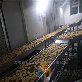 all-60藕合上粉机生产线设备