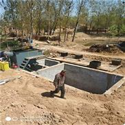WSZ-A-F-2生活地埋式污水处理设备