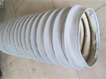 耐磨帆布伸缩式除尘通风软管