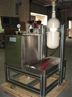 陶瓷品红水压试验装置