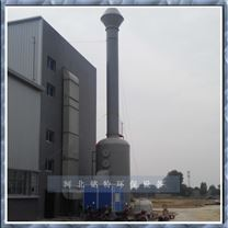 BFN系列PP玻璃钢高浓度酸雾净化塔