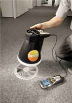 testo435-2 - 室內空氣質量檢測儀