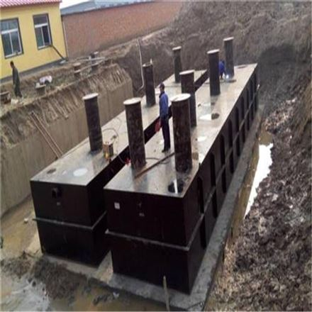 城市生活污水处理设备