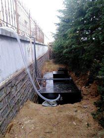 RCYTH-0.5庆阳市地埋式洗涤废水处理系统供应