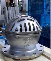H42X不鏽鋼升降式底閥