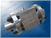 Q61N軟密封高壓焊接球閥