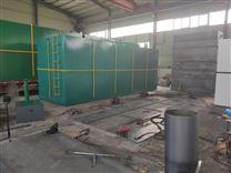 140d/t的一体汽车站污水处理设备操作简单
